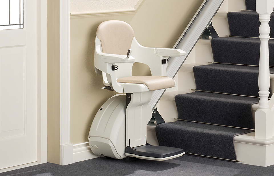 Salva escaleras HomeGlide